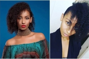 Former Tahidi High actress 'Tanya' STUNS everyone by going BARE and it's amazing (PHOTO)