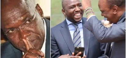 Powerful NASA politician claims his life is in danger,blames Uhuru for everything