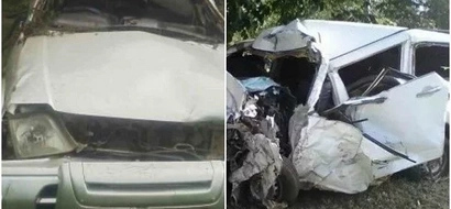 5 family members transporting body for burial killed in nasty accident