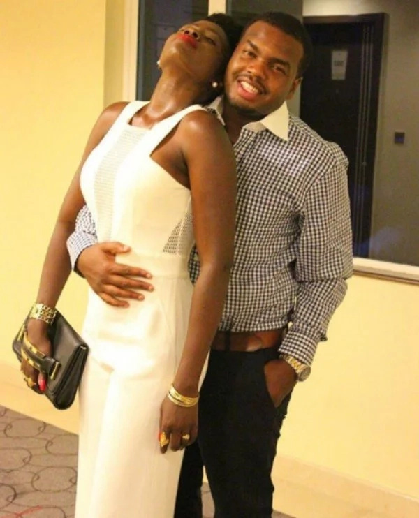 Akothee's manager confirms their romantic relationship in sweet valentine's message