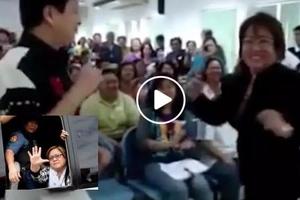 Netizen shares hilarious version of Senator Leila De Lima's cover of popular Ritemed commercial jingle