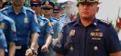 """Bato"", now officially PNP head"