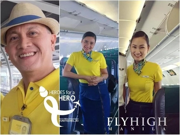 Cebu Pacific attendants save Italian passenger's life on air