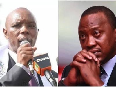 Aliyekuwa kiongozi wa MUNGIKI ahamia chama kingine baada ya kukataliwa na Jubilee