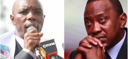 Ex-Mungiki leader defects from Jubilee after his papers were rejected