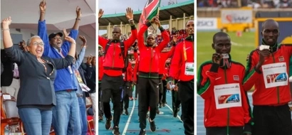 11 stunning photos you definitely missed from the IAAF closing ceremony at Kasarani