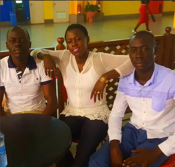 Picha 11 murwa za mwanamuziki tajika Akothe na wanawe watano zitakazokuacha ukiwa kinywa wazi