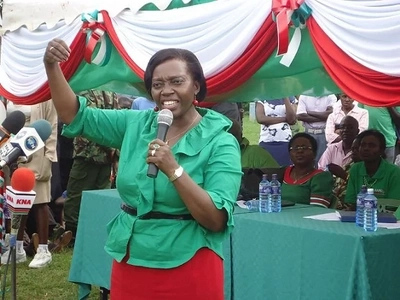 Martha Karua says why and when she may join CORD
