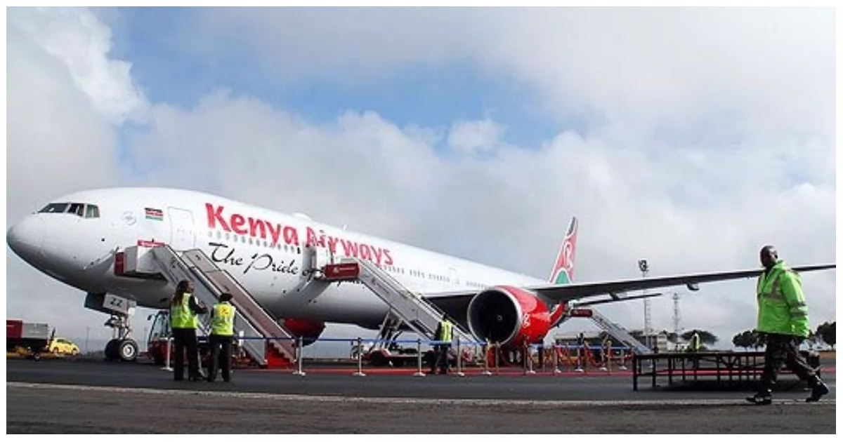 Tickets for Kenya Airways first flight to United States  go on sale