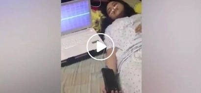 This Pinay allegedly got sick because of lack of summer outings...the truth will shock you!