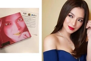 Mabuhay si Darna! Angel Locsin honored to be given her first ever Lifetime Achievement Award