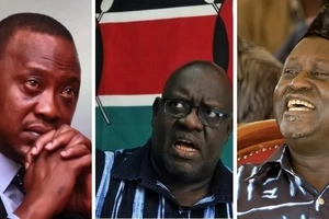 Top 10 high-profile Kenyans who give Uhuru Kenyatta sleepless nights