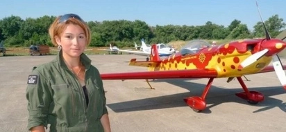You won't believe what this hot woman pilot has done with the best male ace pilots of the world!
