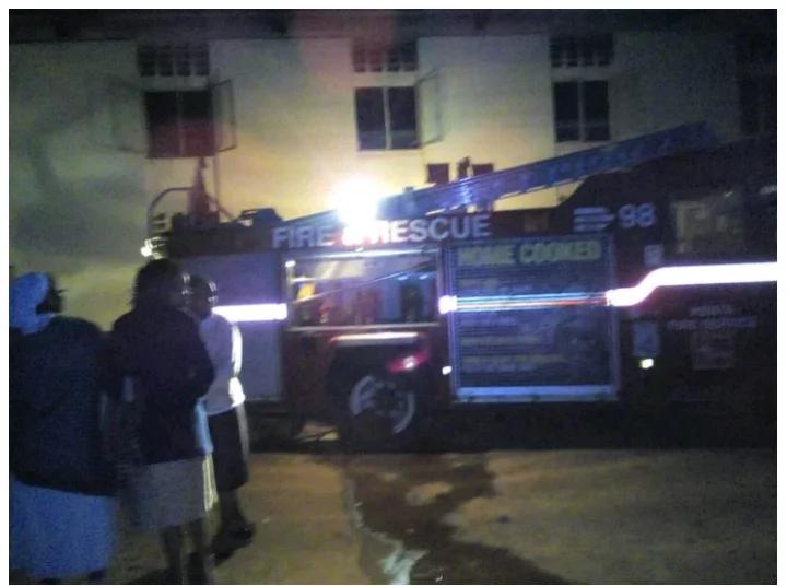 Dormitory at the Chuka Boys in Tharaka Nithi goes up in flames