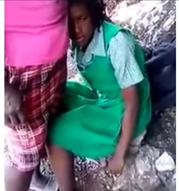 7 kids got possessed by DEMONS, flew into rage after graves disturbed near their school (photos, video)