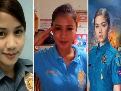 This Pinay cop is a real-life SPO1 Glenda Corpuz from 'Ang Probinsyano!' Check out her trending photos!
