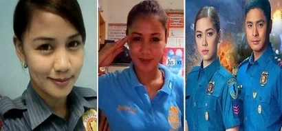 This Filipina cop is a real-life SPO1 Glenda Corpuz from 'Ang Probinsyano!' Take a look at her trending photos!