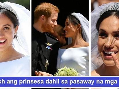 Grabe sila mamintas! Bagong prinsesa Meghan Markle na-bash agad ng netizens sa buong mundo dahil lamang sa ilang hibla ng buhok
