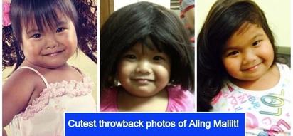 Ryzza Mae Dizon's journey into showbiz through her cutest throwback photos