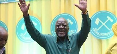Uhuru To Attend Magufuli Inauguration In Tanzania
