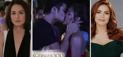 Lagot si DD kay Yan! Dingdong Dantes' passionate kiss with Andrea Torres may elicit raised eyebrows from Marian Rivera!
