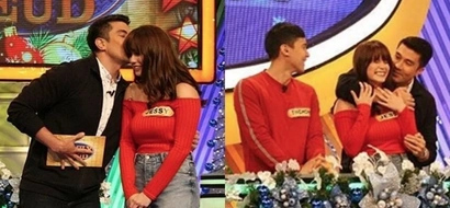 Jessy Mendiola and Luis Manzano made everyone kilig on 'Family Feud' and you will be too