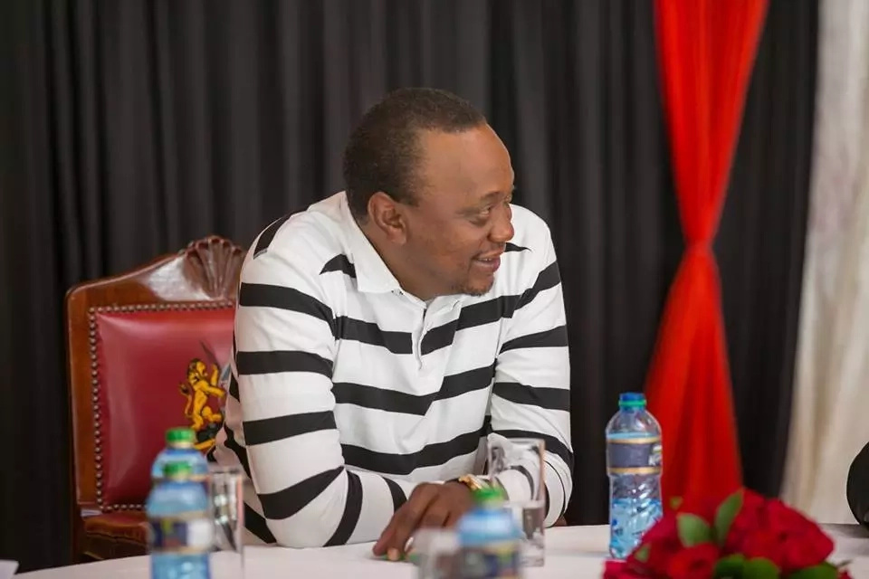 Uhuru in day two of campaigns as he prepares for grand rematch with Raila Odinga