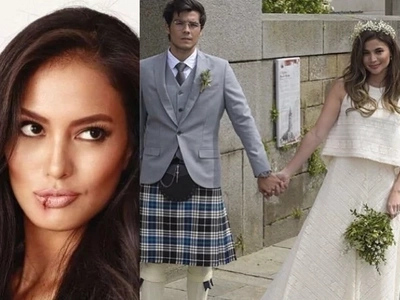 Isabelle Daza confesses to have played