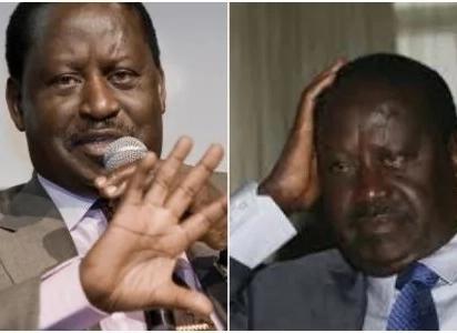 Raila ni kiongozi anayehubiri kuhusu maji ilhali anakunywa mvinyo