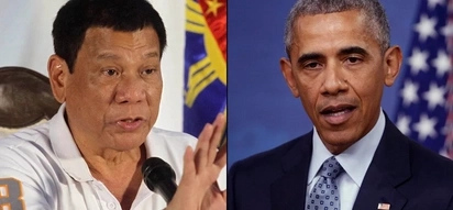 Duterte willing to talk to Obama only if the US president listens to him first