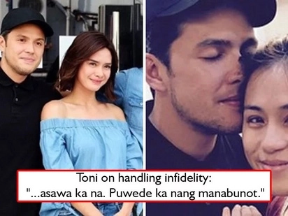 Wala akong insecurity sa katawan! Toni Gonzaga rates her sense of security as Paul Soriano's wife at '10' amid strong infidelity rumors of husband