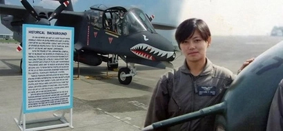 Babaeng sing tapang ng lalaki! Fearless Filipina pilot save hundreds of families by sacrificing her own life