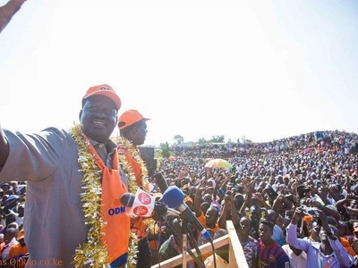 Raila faces another scandal as rebel governor spills ODM secrets