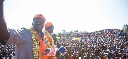 K24 cameraman beaten silly at Raila's rally in Budalangi