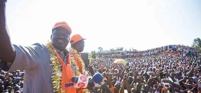 Obama aanzisha vita vya maneno na Raila