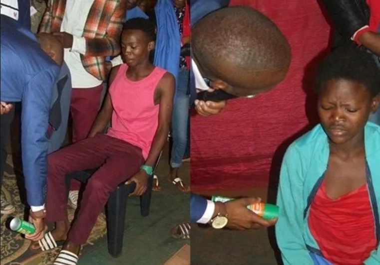 Doom Prophet to be sent to MADHOUSE for spraying insecticide on church members