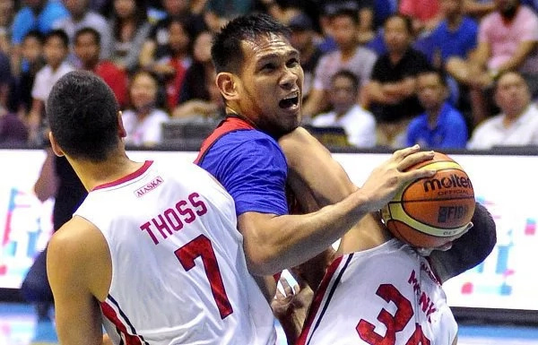 Fajardo shows that Beermen don't rely on Imports