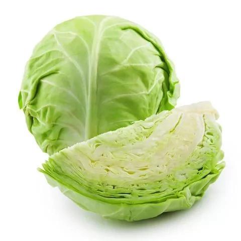 Man steals cabbage