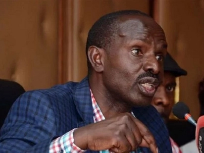 I will not quit as KNUT boss, Sossion tells government as teachers meeting turns chaotic