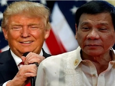 This ONE phone call proves how outrageously similar Duterte and Trump are