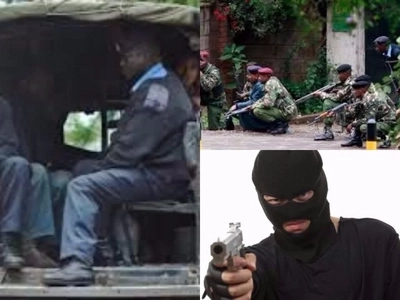 HORROR after gunmen shoot dead police officer in Kayole