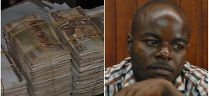 Wife's call to hubby in Tanzania gets him arrested months after escaping with KSh10.8 million from bank's vault-Mombasa