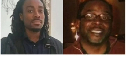 Double tragedy! Dad dies of 'broken heart' after son is fatally shot