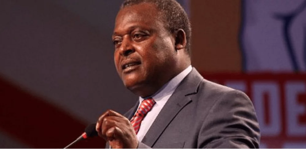 Former MP Cyrus Jirongo Is broke! Here's why