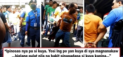 Nagyosi lang po si kuya! Netizens express outrage over arrest and handcuff of man caught smoking in public area, humiliation of man caught on video