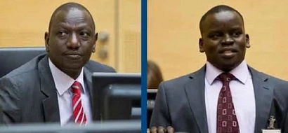 Ruto And Joshua Arap Sang File No Case To Answer - ICC