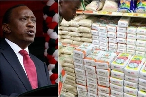 President Uhuru CONTROVERSIALLY insinuates that the government had powers to solve the UNGA problem all along