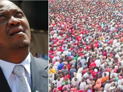 Uhuru asema jambo lililozua tumbo joto katika chama cha Jubilee, Dagoretti