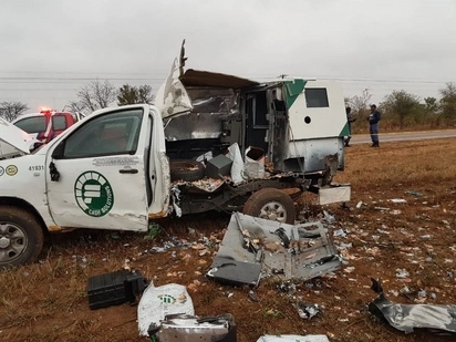 Tip-off leads to arrest of 3 in possession of explosives in Limpopo village