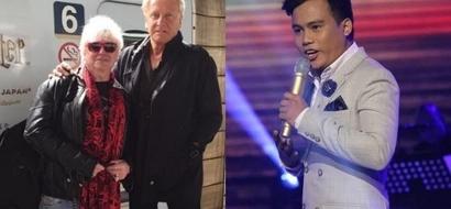 Iba talaga ang talentong Pinoy! One-half of Air Supply congratulates Noven Belleza on momentous win